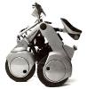 Иж Складной трицикл-мопед_1